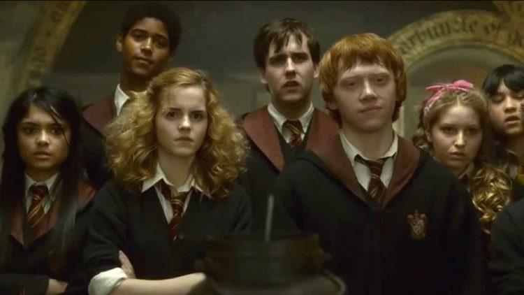 Harry Potter Lavanda Brown attrice madre