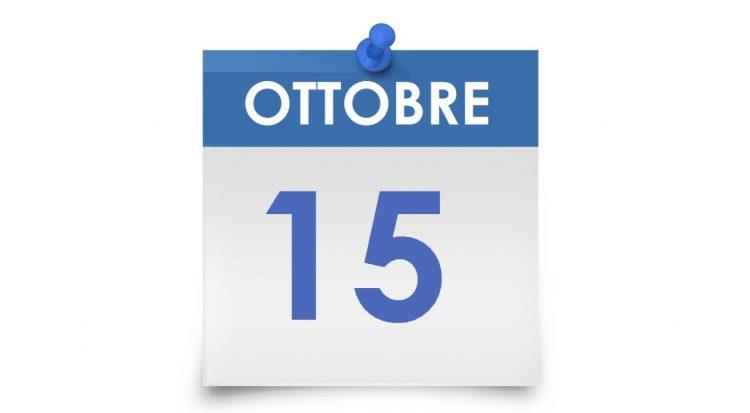 Accadde oggi. I fatti più importanti nella storia accaduti il 15 ottobre