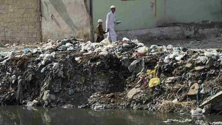 Inquinamento atmosferico (foto dal web)