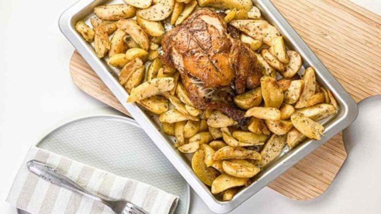 Pollo arrosto (foto dal web)