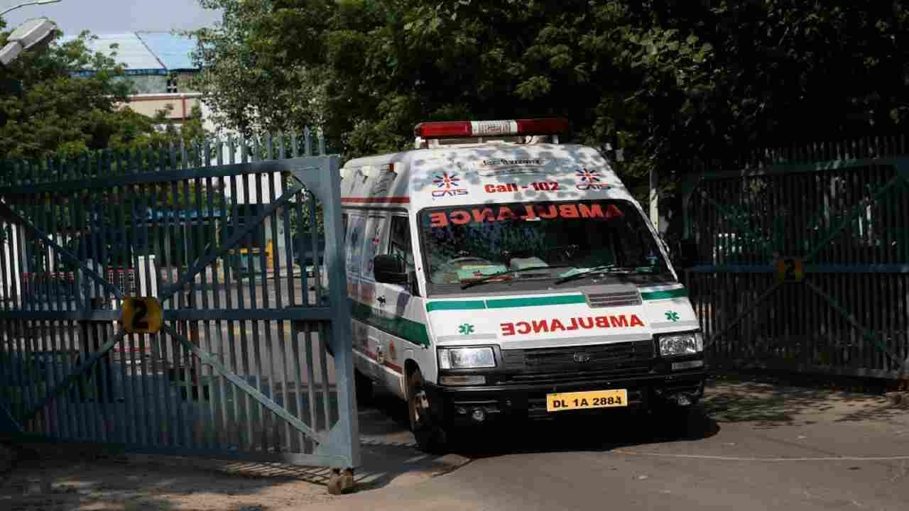 Ambulanza India