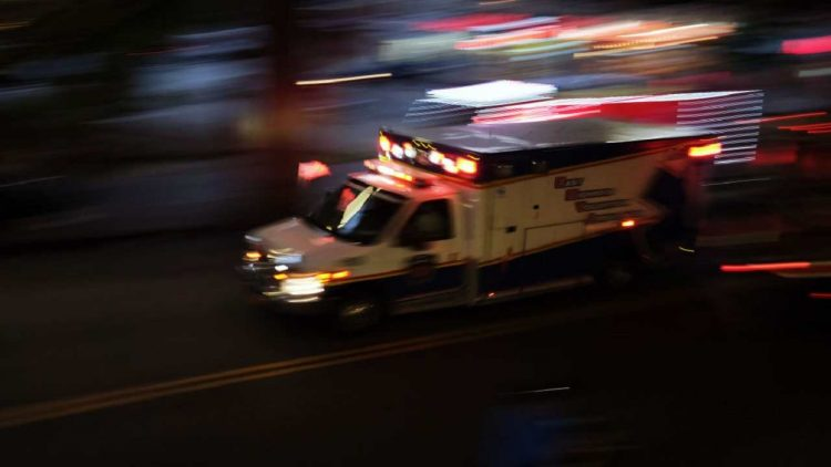 Ambulanza Usa