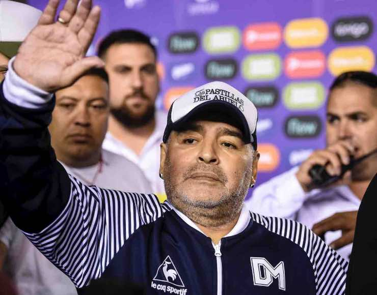 Maradona 60 anni Pibe de Oro