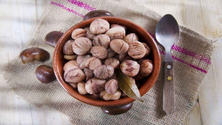 Castagne bollite (foto dal web)