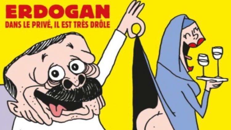 Charlie Hebdo vs Erdogan