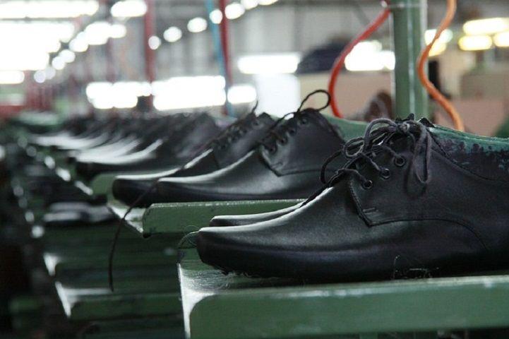Fabbrica scarpe