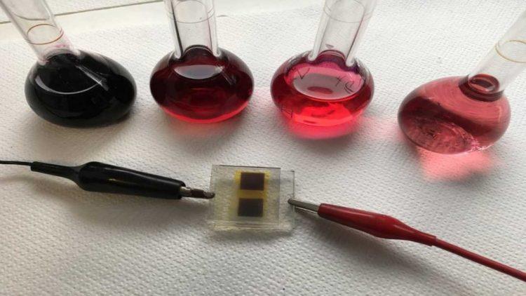 Elettrodi e vino (foto dal web)