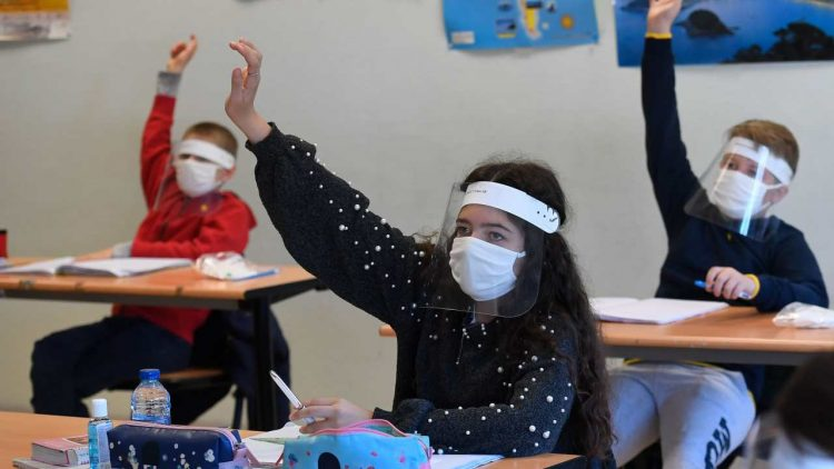 Scuola (getty images)