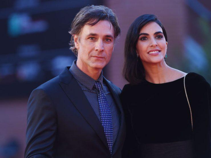 Raoul Bova e Rocio Munoz Morales (foto da GettyImages)