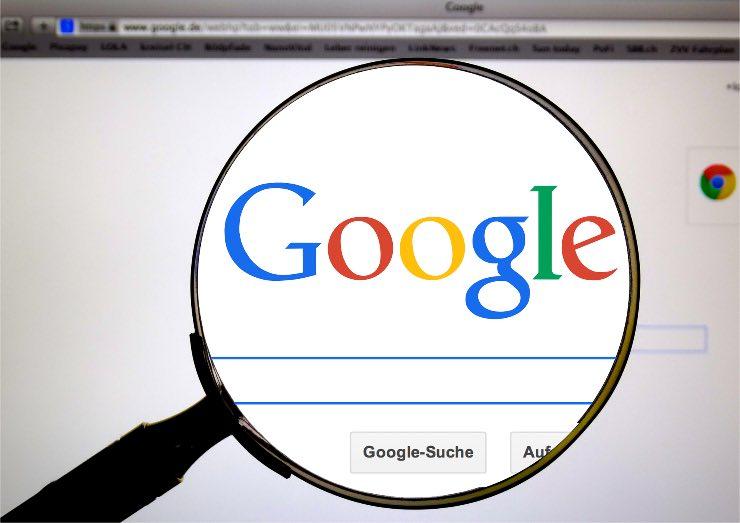Il Governo USA fa causa a Google per concorrenza sleale
