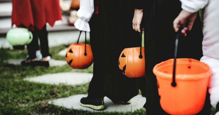 Halloween intagliare zucca semplice