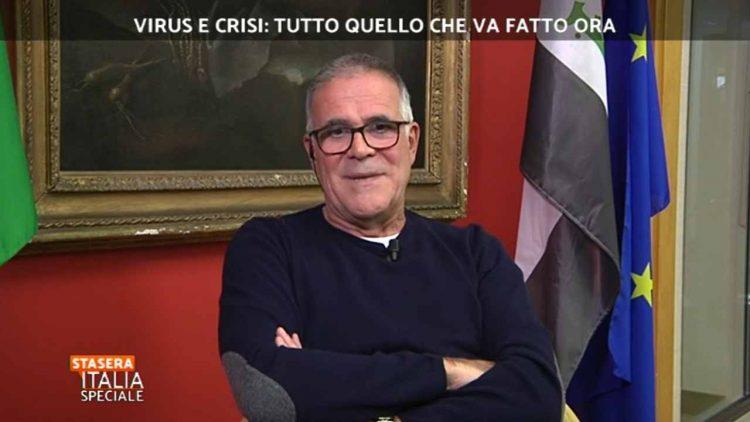 Il Professor Alberto Zangrillo