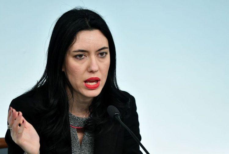 Lucia Azzolina (foto da Getty Images)
