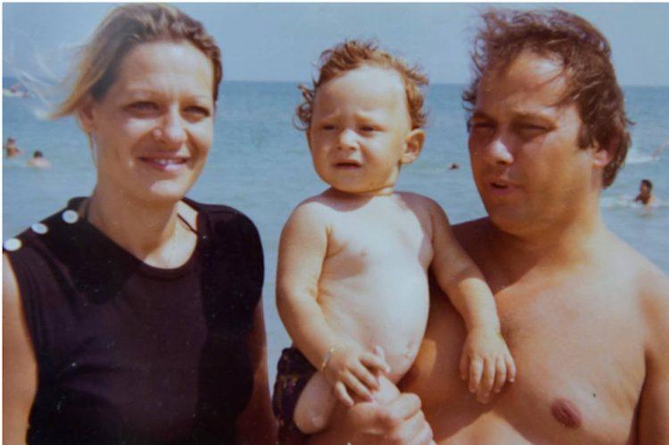 Mamma Fiorella e papà Enzo