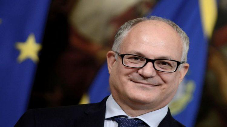 Ministro Gualtieri (Gettyimages)