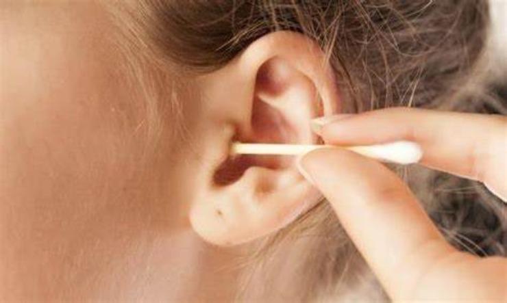 pulire orecchie