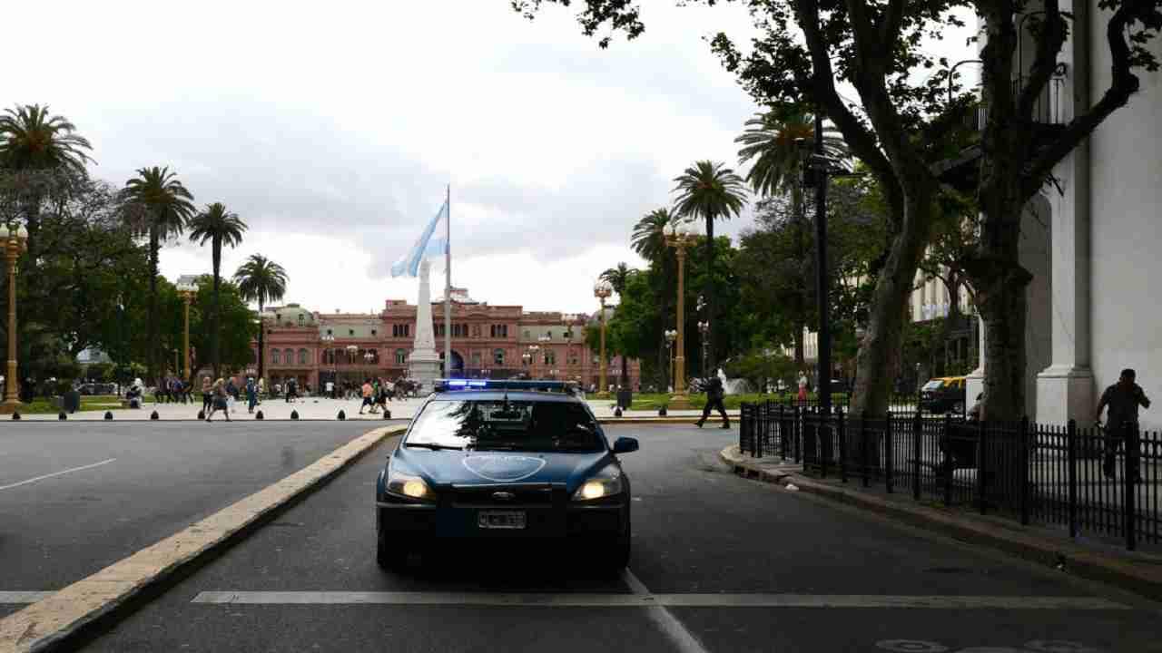 Polizia Argentina