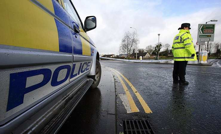 Polizia Irlanda