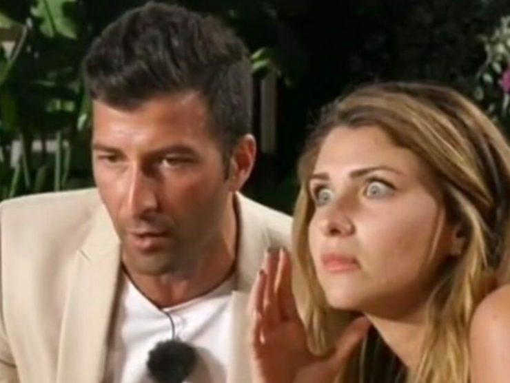 Anna e Gennaro a Temptation Island