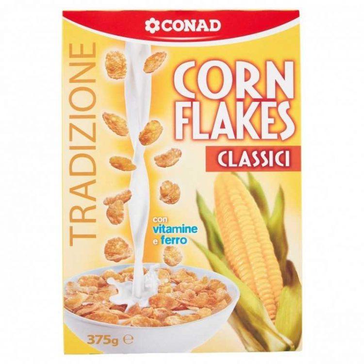 Conad Corn Flakes classici 375g