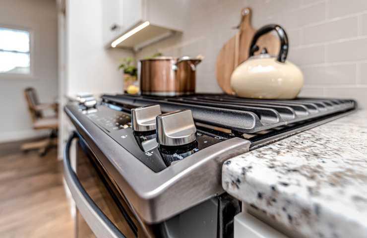 griglia cucina