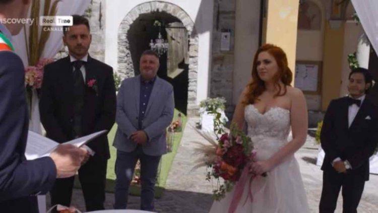 Matrimonio a prima vista Andrea e Nicole