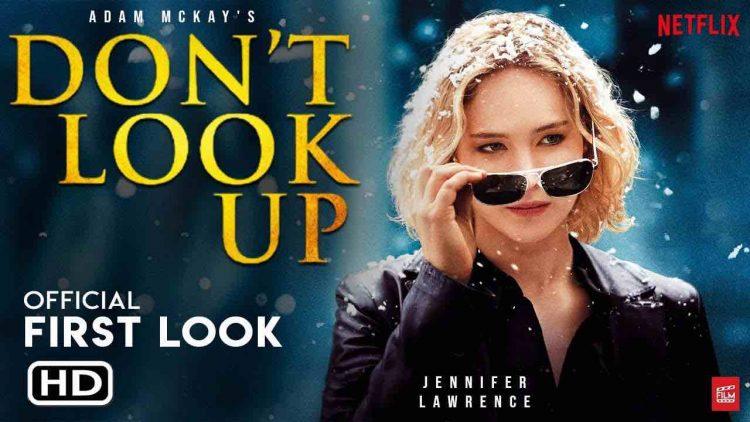 Don't look up nuovo film Di Caprio e Jennifer Lawrence