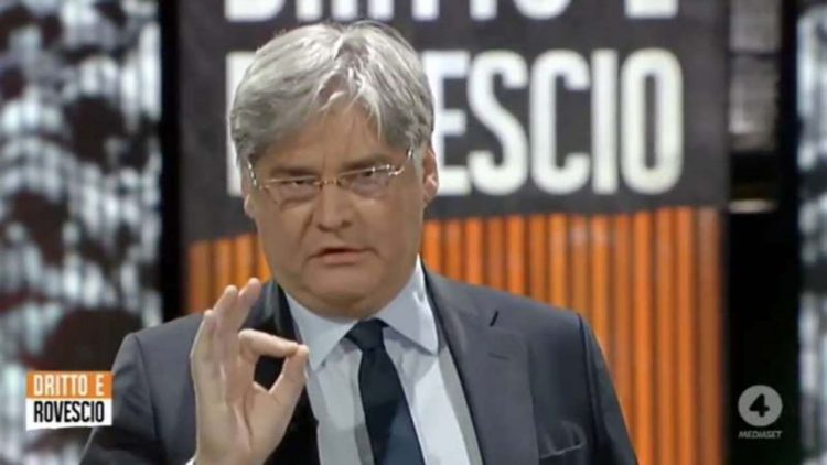 Paolo Del Debbio (foto dal web)