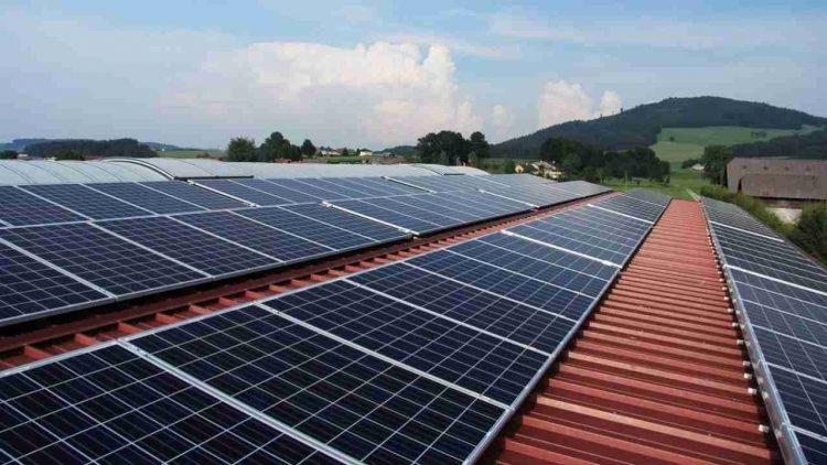 Pannelli fotovoltaici (foto dal web)