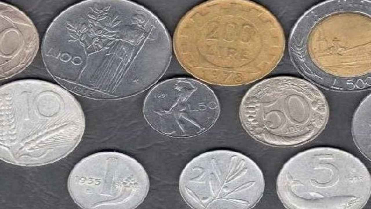 10 centesimi lire monete fortuna