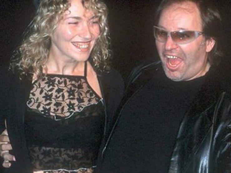Vasco Rossi e Laura Schmidt
