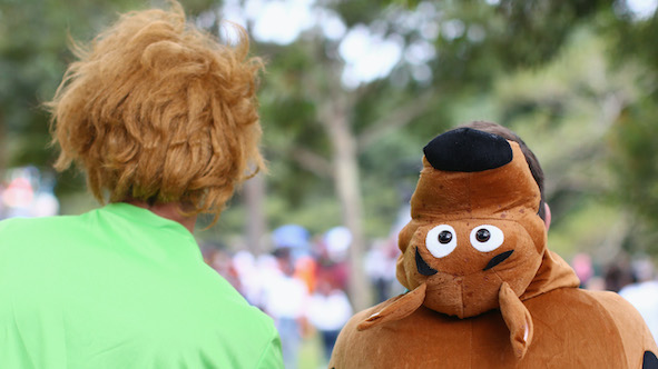 Addio Ken Spears Scooby-Doo (Getty Images)