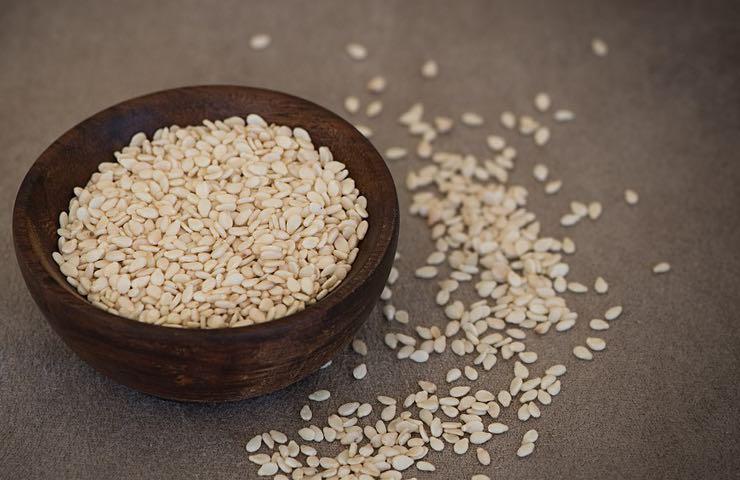 allerta alimentare semi sesamo etilene
