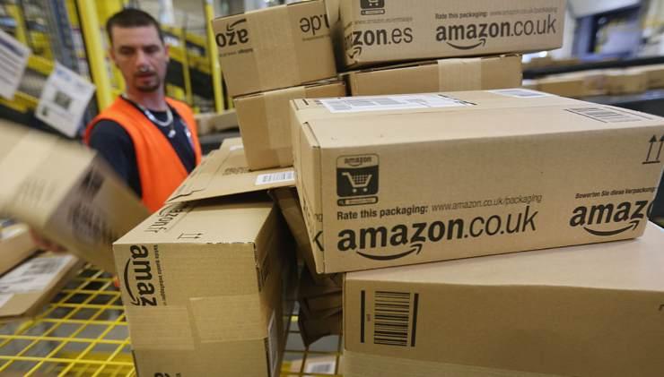 Amazon, Black Friday