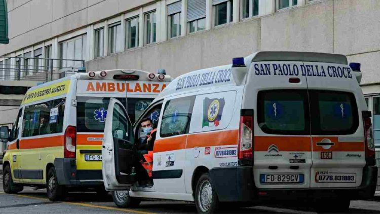 Incidente Napoli Circumvallazione