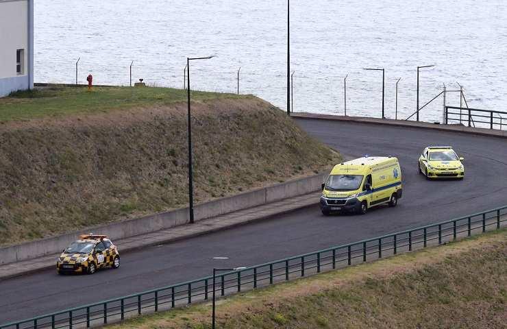Ambulanza Portogallo