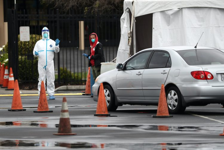 Automobili covid-19 (Getty Images).