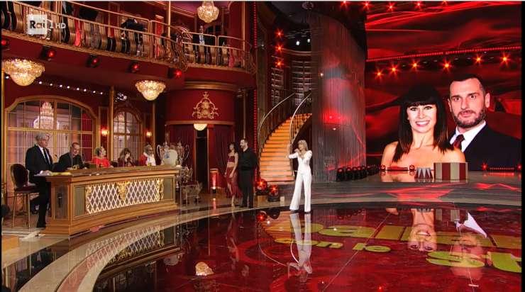 Ballando, Della Gherardesca e Vaira
