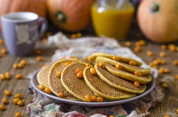 Pancake ai cachi