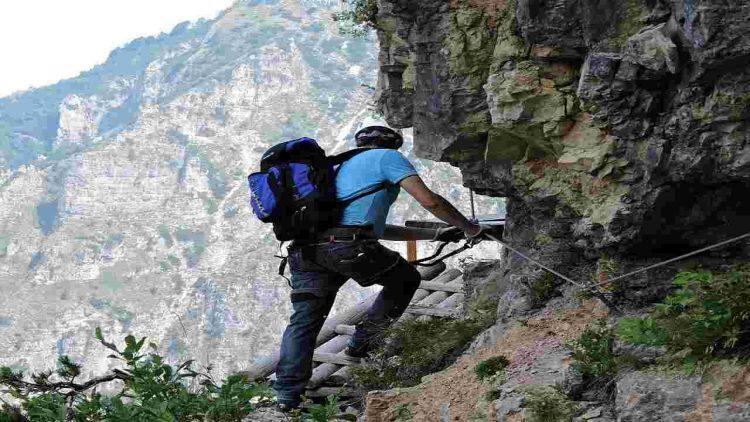 Climber Nuoro muore