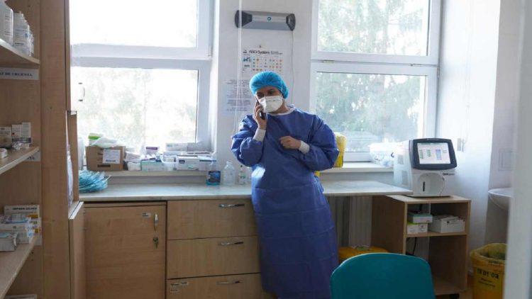 Coronavirus terapie intensive