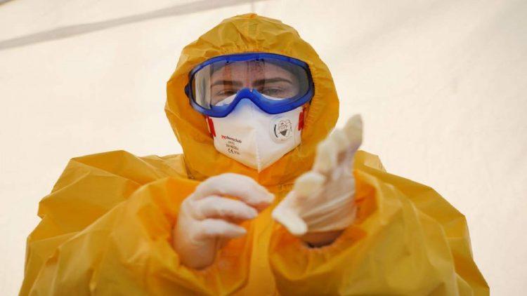Coronavirus Medico (Getty Images)