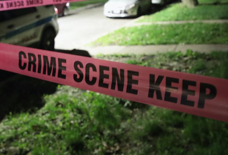Crime scene in Torino (Getty Images)