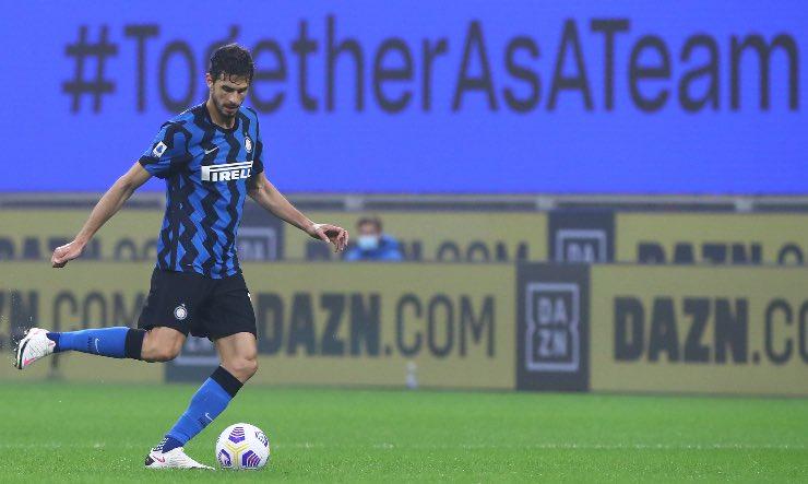 Atalanta Inter dove vederla