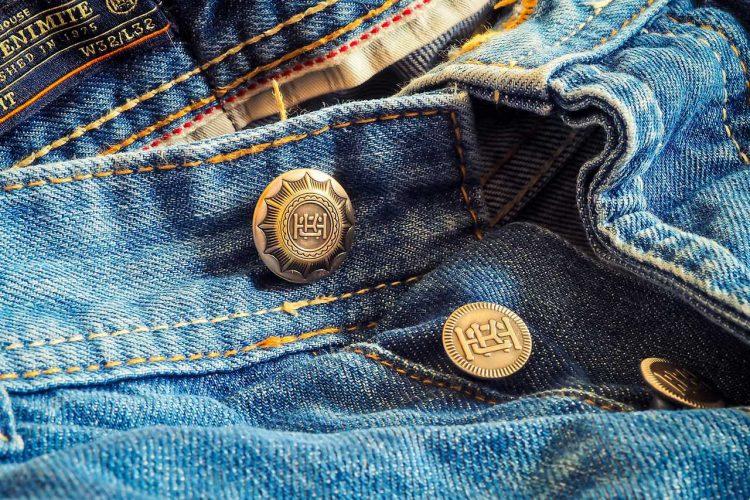 riutilizzare jeans vecchi