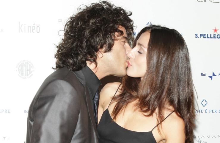 Francesco Renga e Ambra Angiolini innamorati - FOTO da Getty Images