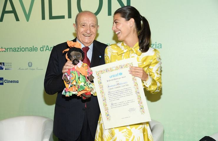 Francesco Samengo e Alessandra Mastronardi