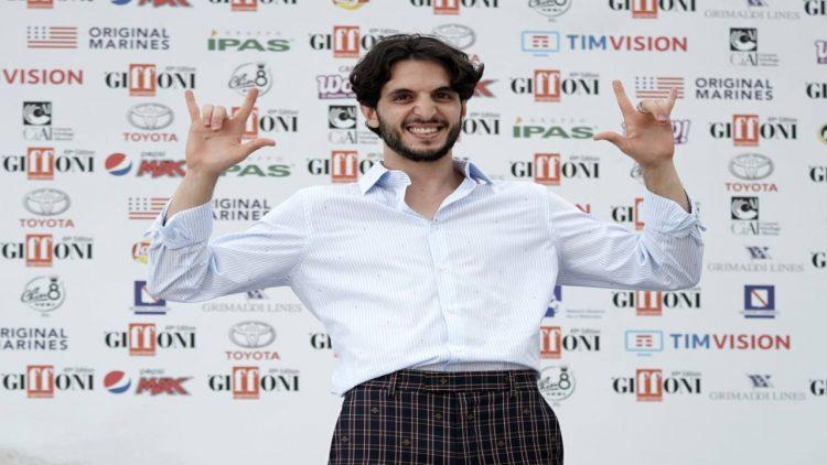 Giacomo Ferrara Spadino di Suburra, nuova fiamma