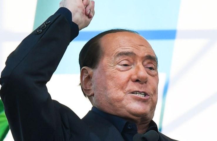 Silvio Berlusconi veronica lario massimo cacciari