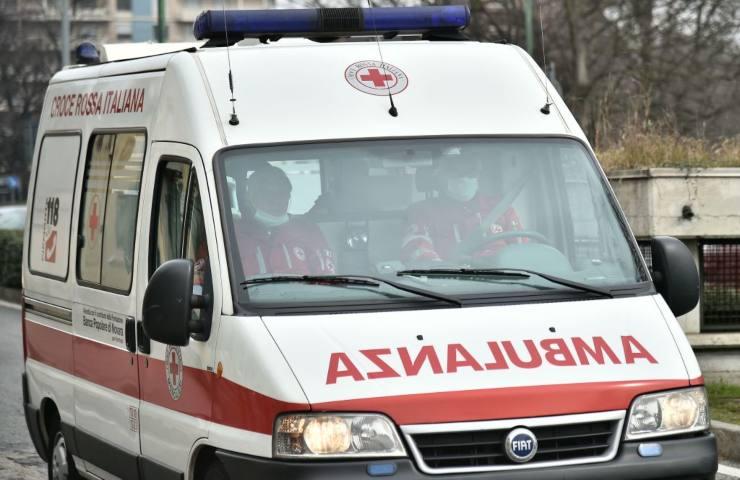 Ambulanza Bolzano, bimbo morto schiacciato da un mobile
